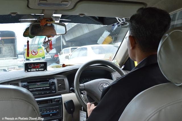 تاکسی تایلند بانکوک