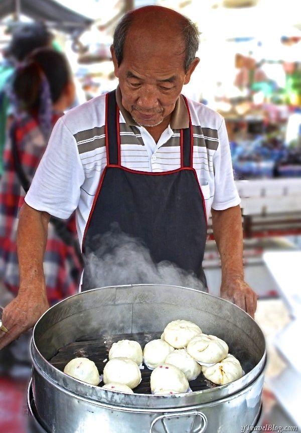 غذای تایلندی بانکوک