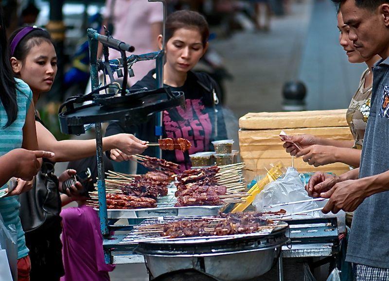 غذای خیابانی بانکوک3