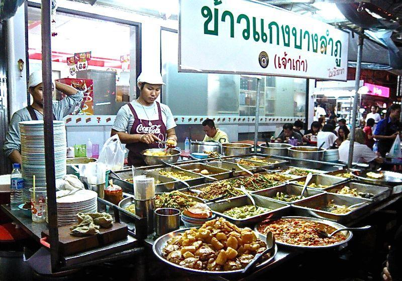 غذای خیابانی بانکوک5