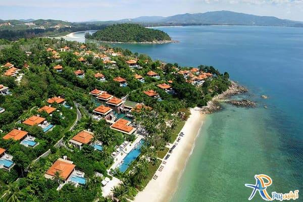 هتل ویلاهای ساحلی تریسارا