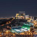 رستوران بام کوهسر مشهد