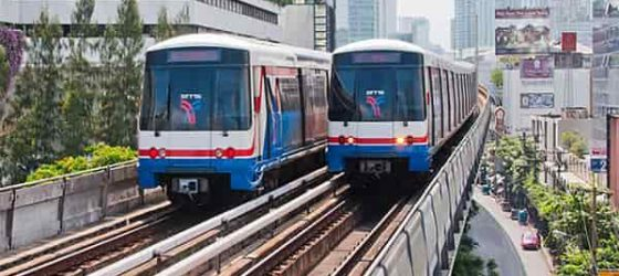 حمل و نقل عمومی در تایلند چگونه است؟
