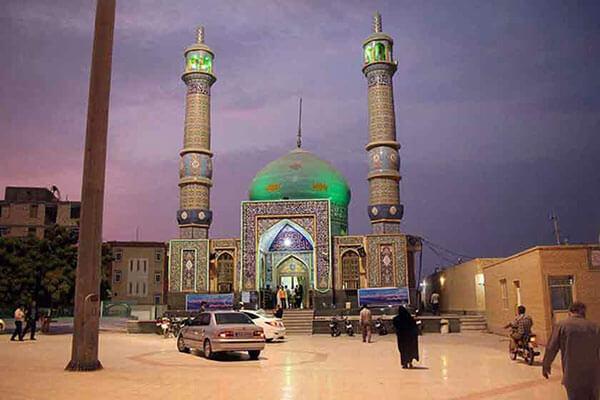 قبرستان سید مظفر قشم