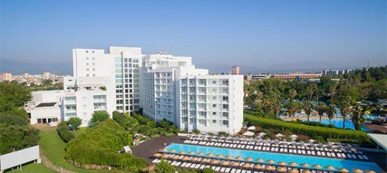 هتل سو اند آکوالند آنتالیا ترکیه