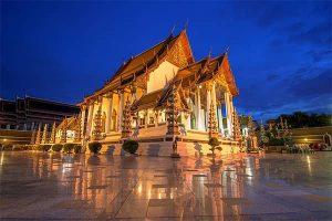 معروف ترین معابد بانکوک