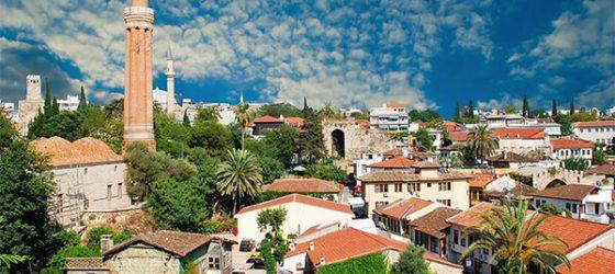کالیچی شهر قدیمی آنتالیا