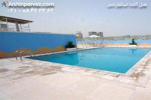 هتل3ستاره گلدن اسکوئر دبی