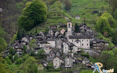 روستای کوریپو