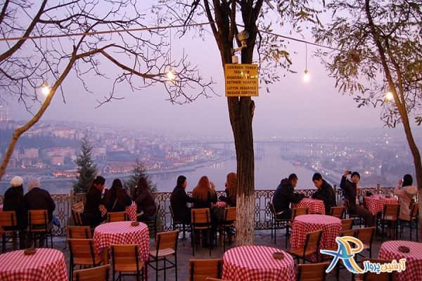 سفر به استانبول در پاییز