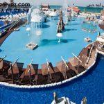 پارک آبی آیس لند امارات