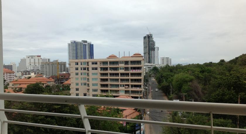 Pattaya Hill Resort هتل